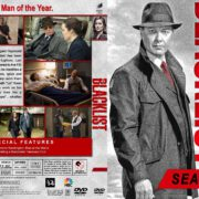 The Blacklist - Season 2 (2015) R1 Custom DVD Cover