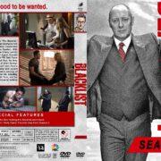 The Blacklist - Season 3 (2016) R1 Custom DVD Cover