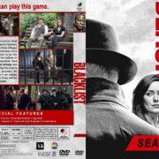 The Blacklist - Season 6 (2018) R1 Custom DVD Cover