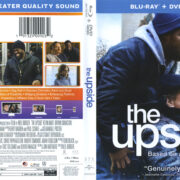 The Upside (2019) R1 Blu-Ray Cover & Labels