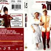THE MUSIC MAN R1 (1961) BLU-RAY COVER & LABEL
