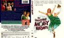 THE UNSINKABLE MOLLY BROWN (1964) R1 DVD COVER & LABEL