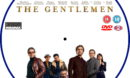 The Gentlemen (2020) R2 Custom DVD Label
