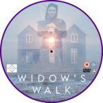 Widow's Walk (2019) R2 Custom DVD label
