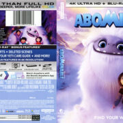 Abominable (2019) R1 4K UHD Cover
