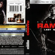 Rambo Last Blood (2019) R1 4K UHD Cover
