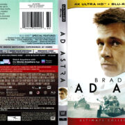 Ad Astra (2019) R1 4K UHD Cover
