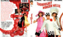 THOROUGHLY MODERN MILLIE (1967) R1 DVD COVER & LABEL