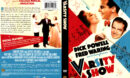 VARSITY SHOW (1937) R1 DVD COVER & LABEL