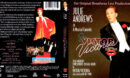 VICTOR VICTORIA THE BROADWAY CAST (1995) R1 BLU-RAY COVER & LABEL