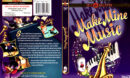MAKE MINE MUSIC (1946)  R1 DVD COVER & LABEL