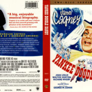 YANKEE DOODLE DANDY (1942) R1 SE DVD COVER & LABEL