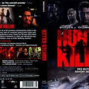 Hunter Killer (2018) R2 german Blu-Ray Covers