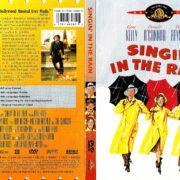 SINGIN' IN THE RAIN (1951) R1 DVD COVER & LABEL