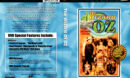 THE WIZARD OF OZ (1925) R1 DVD COVER & LABEL