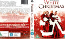 WHITE CHRISTMAS (1954) R2 BLU-RAY COVER & LABEL