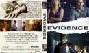 Evidence (2013) R1 Custom DVD Cover & Label