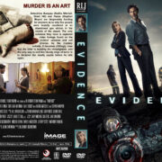 Evidence (2013) R1 Custom DVD Cover