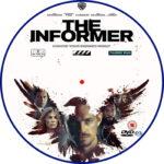 The Informer (2019) R2 Custom DVD Label