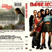 EMPIRE RECORDS (1995) R1 DVD COVER & LABEL