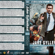 Jake Gyllenhaal Filmography - Set 4 (2010-2013) R1 Custom DVD Cover