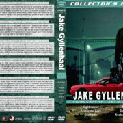 Jake Gyllenhaal Filmography - Set 5 (2014-2016) R1 Custom DVD Cover