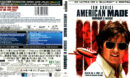 AMERICAN MADE (2017) R1 4K UHD BLU-RAY COVER & LABELS