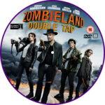 Zombieland Double Tap (2019) R2 Custom DVD Label
