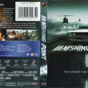 Vanishing Point (1971) R1 Blu-Ray Cover & Label