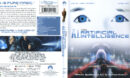 A.I. Artificial Intelligence (2001) R1 Blu-Ray Cover & Label