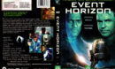 EVENT HORIZON (1997) R1 DVD COVER & LABEL
