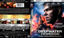 DEEPWATER HORIZON (2016) 4K UHD BLU-RAY COVER & LABELS