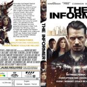 The Informer(2019) R2 Custom DVD Cover & Label