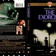 THE EXORCIST (1973) R1 SE DVD COVER & LABEL