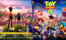 TOY STORY 4 3D (2019) R1 CUSTOM BLU-RAY COVER & LABEL