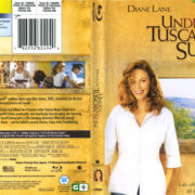 Under The Tuscan Sun (2012) R1 Blu-Ray Cover & Label