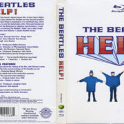 The Beatles: Help! (2007) R1 Blu-Ray Cover & label