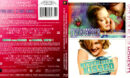EVER AFTER / NEVER BEEN KISSED ('98/'99) R1 BLU-RAY COVER & LABELS