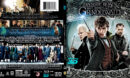 FANTASTIC BEASTS THE CRIMES OF GRIDEWALD 3D (2018) R1 CUSTOM BLU-RAY COVER & LABELS