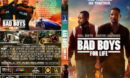 Bad Boys: For Life (2020) R1 Custom DVD Cover & Label