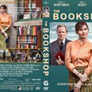 The Bookshop (2019) R1 Custom DVD Cover & Label