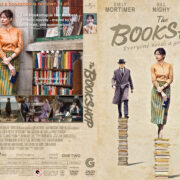 The Bookshop (2019) R1 Custom DVD Cover & label V2