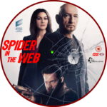 Spider In The Web (2019) R2 Custom DVD Label