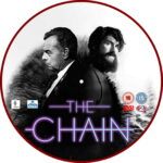 The Chain (2019) R2 Custom DVD Label
