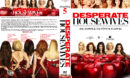 Desperate Housewives (2004-2012) Staffel 5 R2 German DVD Cover & Labels
