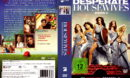 Desperate Housewives (2004-2012) Staffel 6 R2 German DVD Cover & Labels