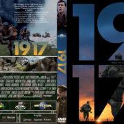 1917 (2019) R0 Custom DVD Cover & Label