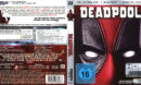 Deadpool (2016) R2 4K UHD German Covers & Label