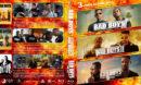 Bad Boys Triple Feature R1 Custom Blu-Ray Cover