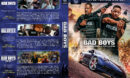 Bad Boys Collection R1 Custom DVD Cover